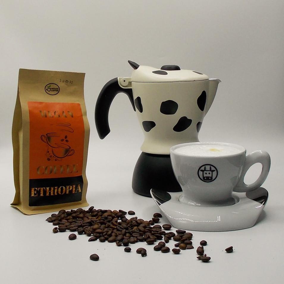 Spróbuj naszej kawy Ethiopia Djimmah