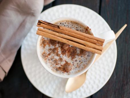 Kawa i cynamon - wspaniałe połączenie walorów smakowych i zdrowotnych