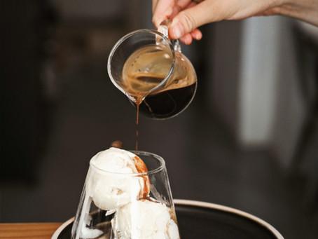Affogato al caffé - antidotum na letnie upały