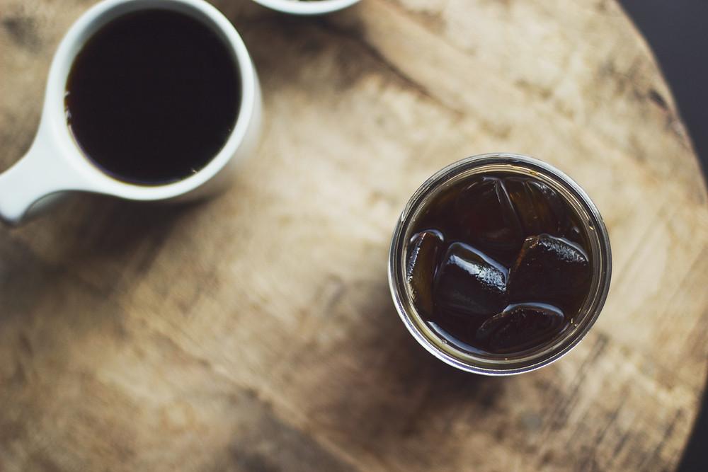 kawa świeżo palona cold brew