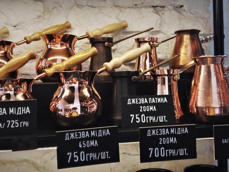 Wyrusz z nami w kawową podróż do... Lwowa!