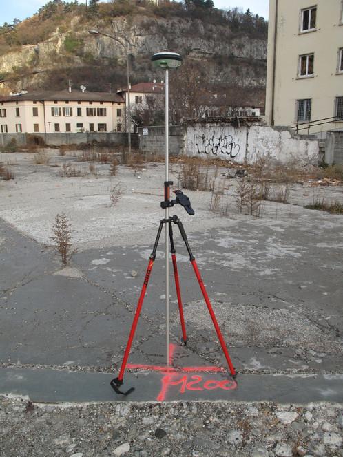 Georeferenziazione GPS