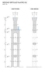 Sezione pilastro