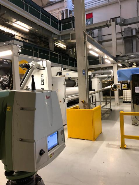 Rilievo laser scanner