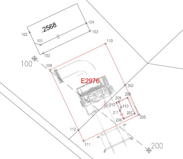 Schema mappa e rilievo