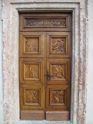 Porta di ingresso