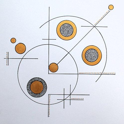"""""""Crop circle inspired artwork 2021"""""""