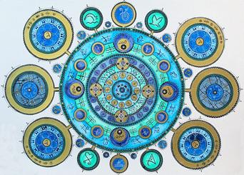 Remembering Atlantis (Codes from the ocean)