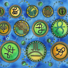 Unity consciousness (Codes for the collective) 2021