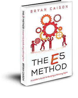 The E5 Method - Paperback Book