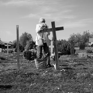Jacques' grave