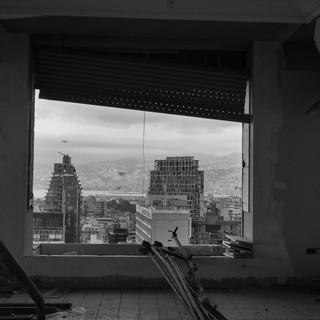 The blast of Beirut