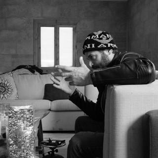 Mosleh, Druze farmer, imprisoned for his civic political engagement
