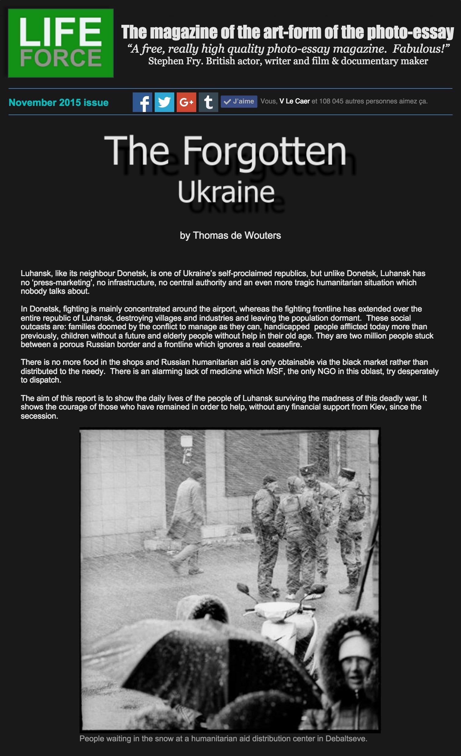 2015.11_LIFE Force_LuhanskForgotten_short
