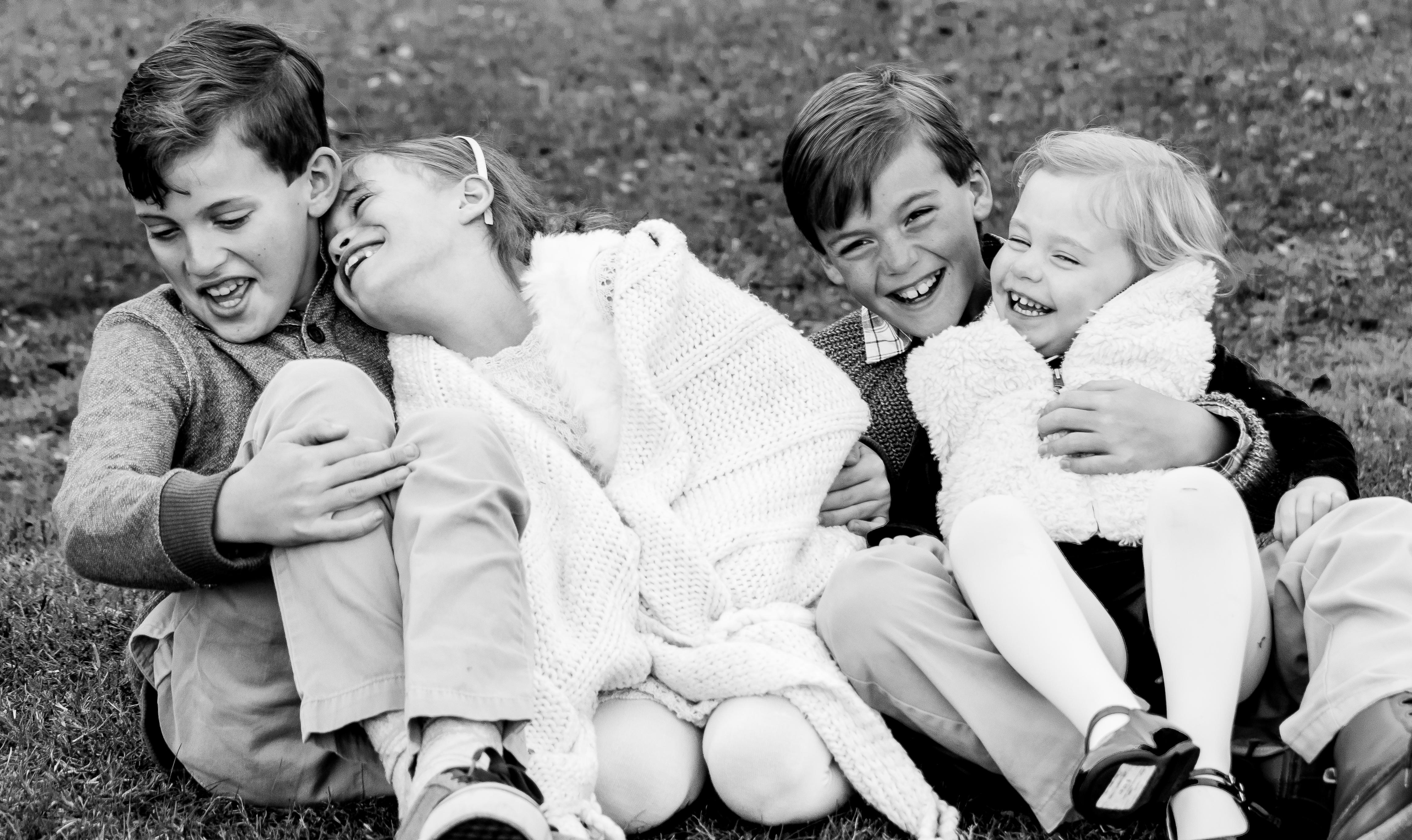 Sibling Love!