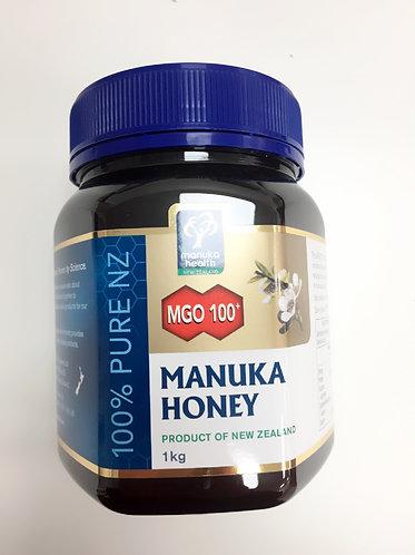 [Manuka Health] Manuka Honey MGO 100+(1kg/500g/250g)<80,000/42,000/22,000>>