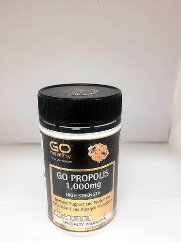 [Go Healthy] Go Propolis고헬씨 프로폴리스 1000mg  180vc <36,000>