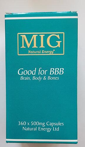 Natural Energy 네츄럴에너지 MIG Brain, Body, Bones 360c<64,000>