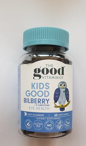 The Good Vitamin Bilberry 더굿비타민 빌베리 60s<28,000>