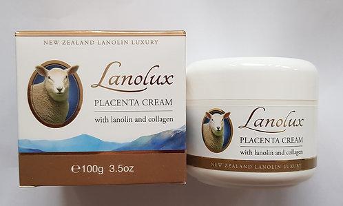 Nature's Beauty Lanolux Placenta Creme 네이쳐스뷰티 라노룩스 태반크림 100g