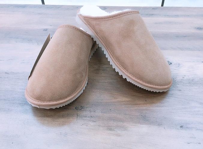 [Shepherd] Wool Slipper 울 슬리퍼
