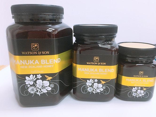 [Watson&Son] Manuka Honey Blend왓슨앤선블렌드 꿀 (250g/500g/1kg) <20,000/35,000/55,000>