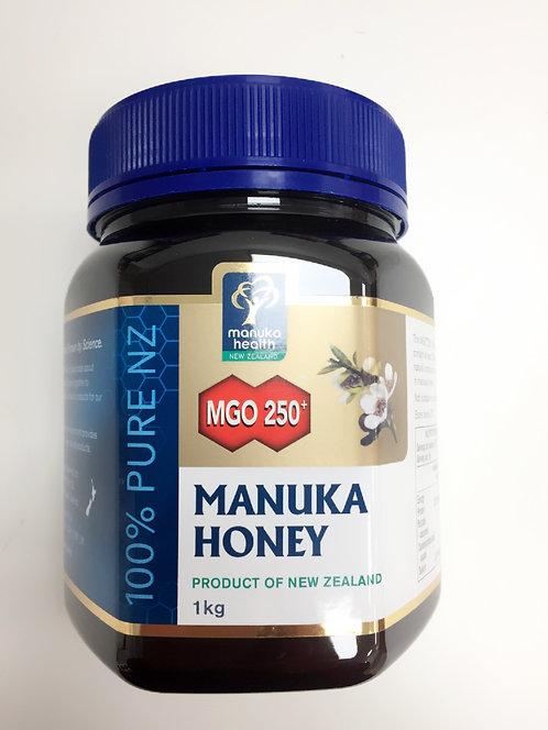 [Manuka Health] Manuka Honey MGO 250+(1kg/500g/250g)<110,000/56,000/29,000>