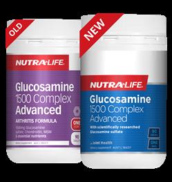 [Nutra-Life] Glucosamine 1500 뉴트라라이프 글루코사민 컴플렉스 90T, 180T <24,000, 43,000>