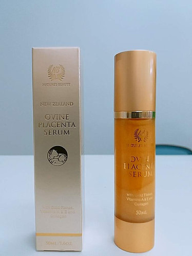 [Nature's Beauty] Ovine Placenta Gold Serum 태반 금세럼(50ml)
