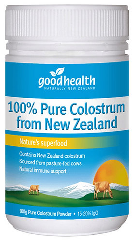 [Good Health] 100% Pure Colostrum (100g)