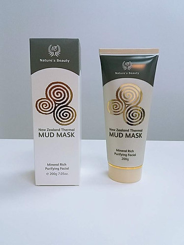 [Nature's Beauty] Thermal Mud Mask 머드마스크 (200g) <12000>