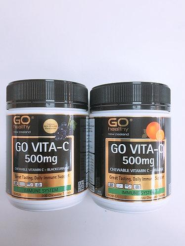 [Go healthy] Go Vita-C 500mg 200T<32,000>