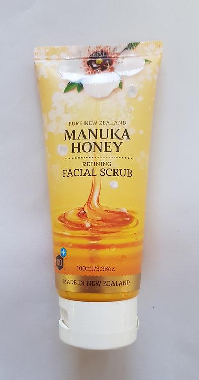 [Parrs] Wild Ferns Manuka Honey Scrub 와일드펀스 마누카허니 스크럽 100ml