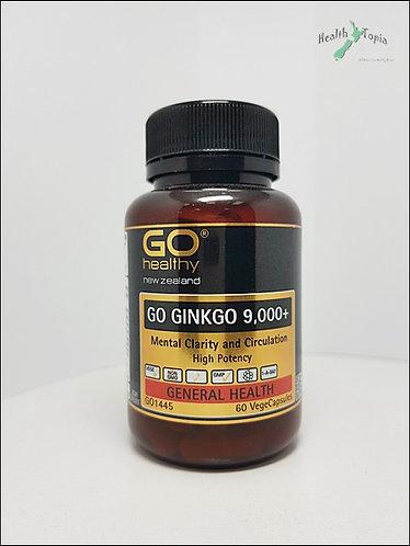 Go Healthy Ginkgo 고헬시 은행 9000+ 60c  <30,000>