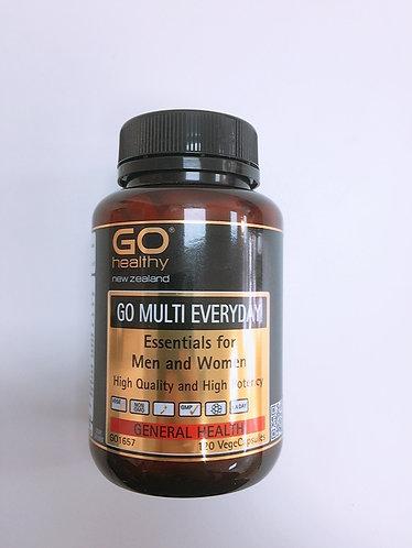 [Go Healhty] Go Mulit Everyday (120c) 고헬씨 멀티 에브리데이 <40,000>