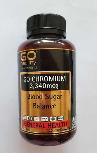 [Go Healthy] Chromium 3340mg 120c 고헬씨 크로미움<35,000>