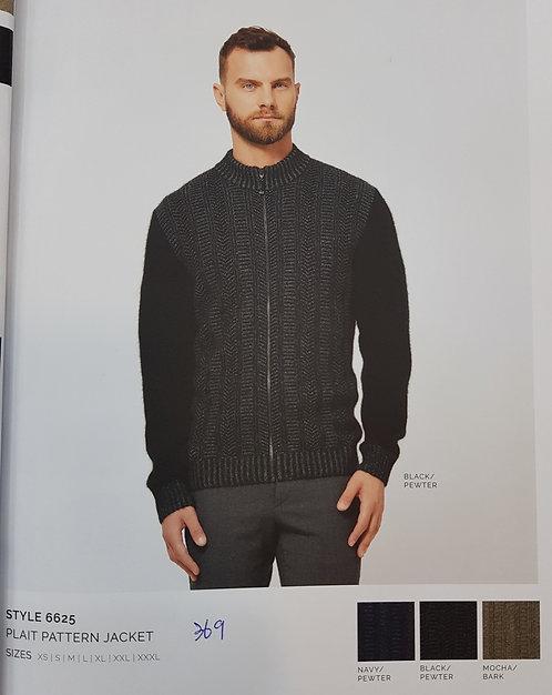 Style 6625 Plait Pattern Jacket