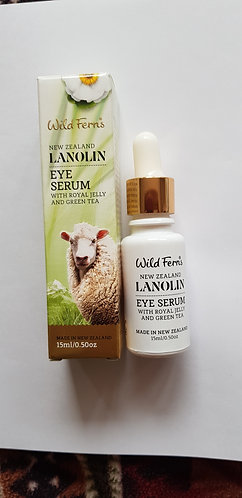 [Parrs] Wild Ferns Lanolin Eye Serum 와일드펀스 라놀린 아이세럼 15ml