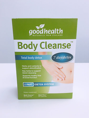 [Good health] Body Cleanse