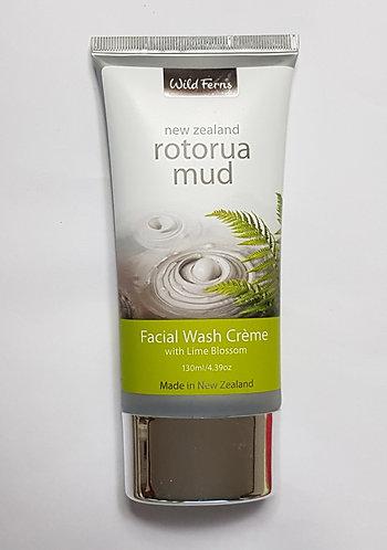 Wild Ferns Rotorua Mud Facial Wash 와일드펀스 로토루아머드 페이셜워시 130ml