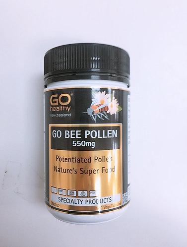 [Go healthy] Go Bee Pollen 고헬씨 비폴렌 화분 550mg  180c <32,000>