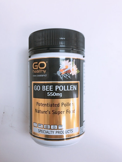 [Go healthy] Go Bee Pollen 고헬씨 비폴렌 화분 550mg  180c <32,000>