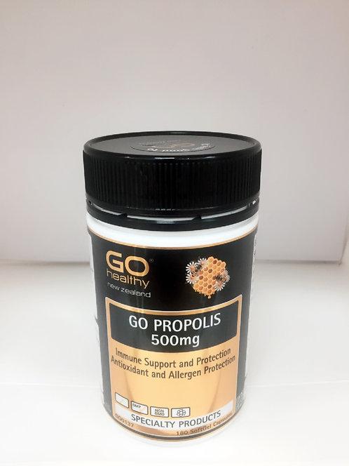 [Go Healhy] Go Propolis 고헬씨 프로폴리스 500mg 180vc <28,000>