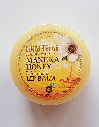 [Parrs] Wild Ferns Manuka Honey Lip Balm 와일드펀스 마누카허니 립밤 15ml