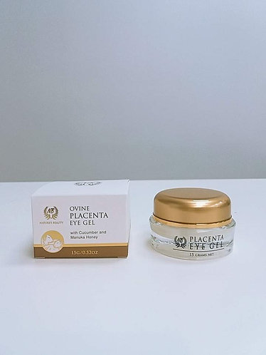 [Nature's Beauty] Ovine Placenta Eye Gel (15g) 태반 아이 젤