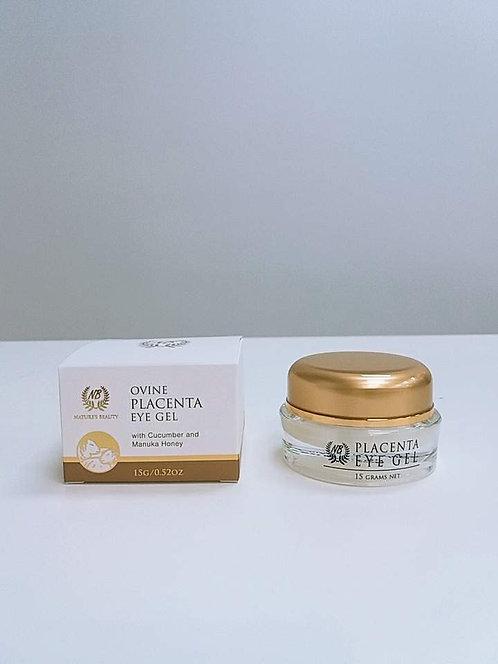 [Nature's Beauty] Ovine Placenta Eye Gel (15g) 태반 아이 젤