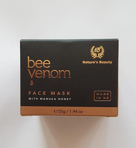 Nature's Beauty Bee venom Face Mask 네이쳐스뷰티 봉독 얼굴 마스크 55g
