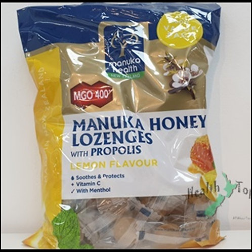 Manuka Health Manuka Honey Lozenges 마누카헬스 마누카꿀 사탕  500g <30,000>
