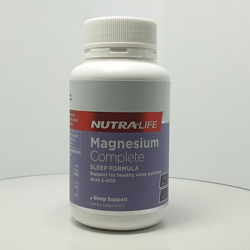 [Nutra LIfe} Magnesium Sleep Formula 뉴트라라이프 마그네슘슬립포뮬라 50c<25,000>