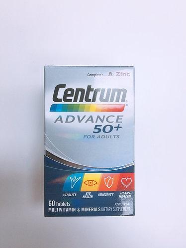 [Pfizer] Centrum for Advance for 50+ 100t 센트룸 50대 이상<30,000>